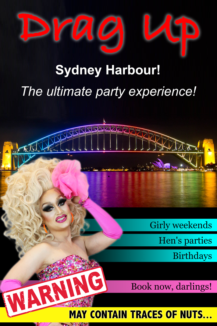 Drag Up Sydney harbour