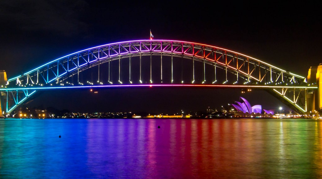 Stunning Sydney Harbour!