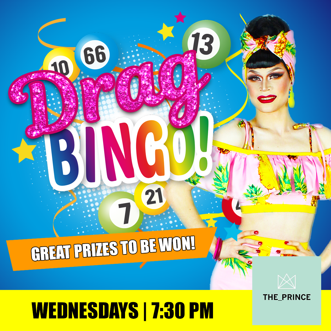 Drag Bingo at The Prince Hotel, Kirrawee