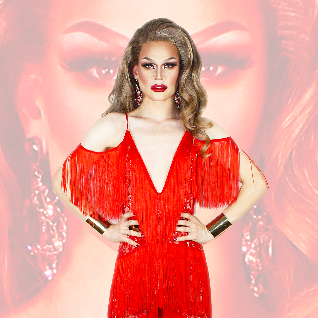Charlamaine from Sydney Drag Queen