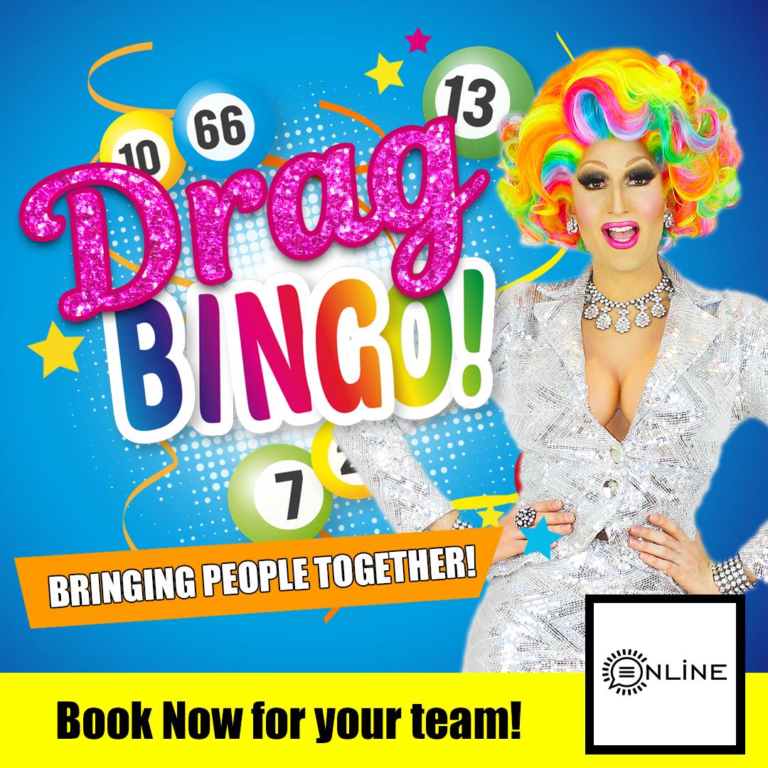 Online Drag Bingo
