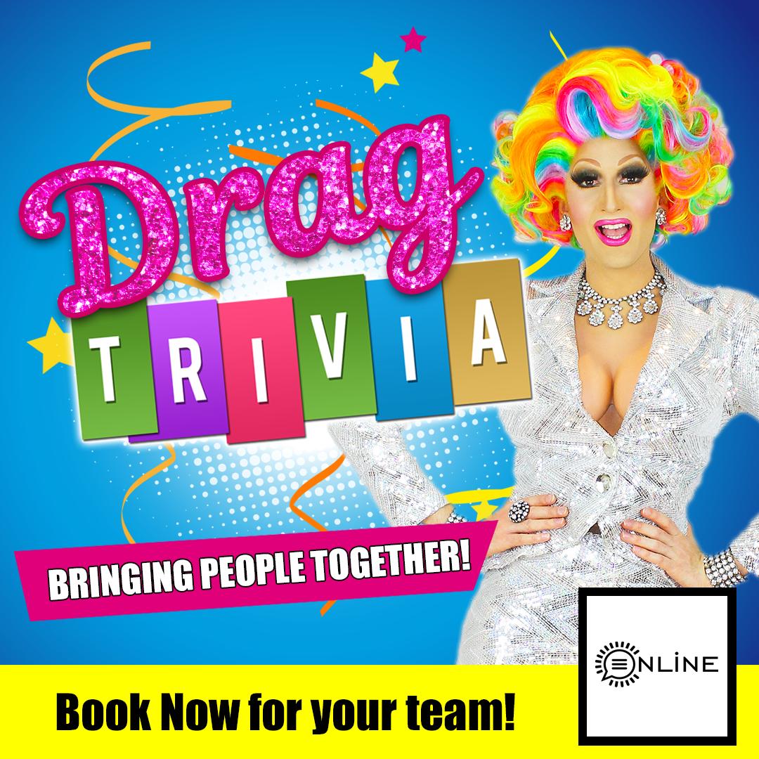 Online Drag Trivia